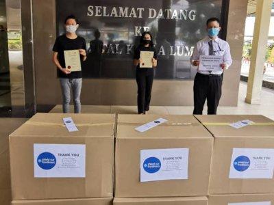 Feed Selangor:凝聚挂白旗施与受者的网站