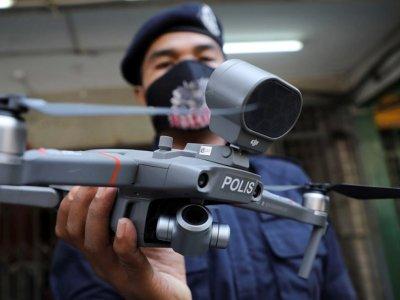 PDRM将引进16架无人机 花费RM4800万遭质疑!