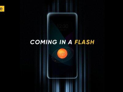 支持磁性无线充电器MagDart Realme Flash即将登场
