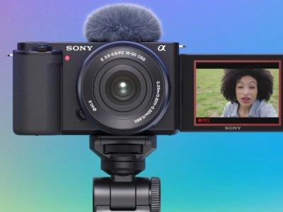 可更换镜头!索尼vlog相机Alpha ZV-E10售RM2599起