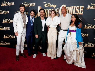 Disney sails into new LGBT waters with 'Jungle Cruise' film