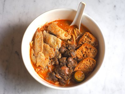 Phase One delivery: You can now get PJ Taman Paramount O&S Restaurant's curry 'laksa' and 'asam laksa' delivered to you