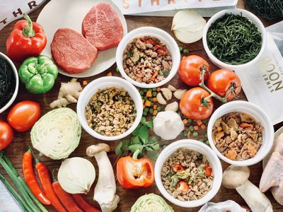 Sthrive: A ready-to-eat freeze dried meal company born of founder's (former) bad eating habits
