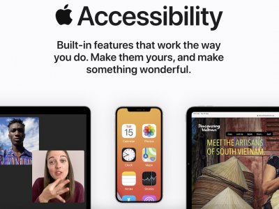 A look at Apple's new accessibility features in Disability Pride Month