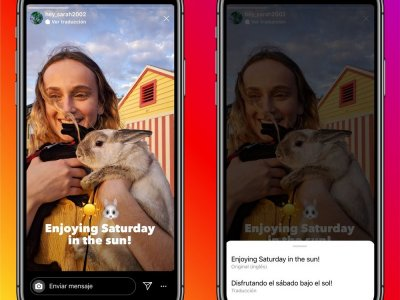 You can now auto translate text in Instagram Stories