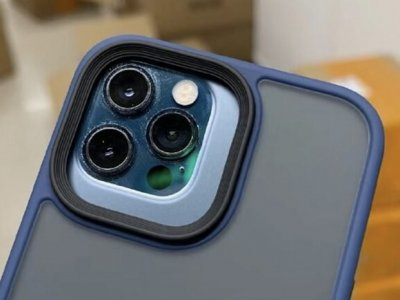 Alleged image of iPhone 13 Pro case shows a much larger camera module