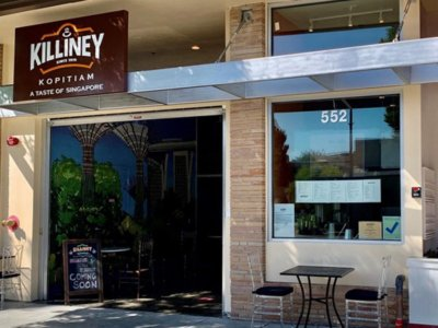 Killiney Kopitiam's first cafe in the US a draw for customers who miss Singapore food
