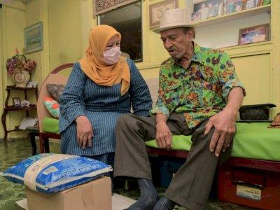 Zaleha Hamid, Mat Sentol among artistes who receive PRE Ihsan Johor 3.0 aid