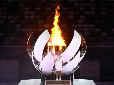 Tennis star Osaka lights Tokyo Olympics cauldron as Games open