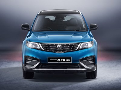 Proton unveils X70 special edition variant, limited to 2,000 units