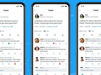 Twitter lets selected iOS users downvote replies to tweets
