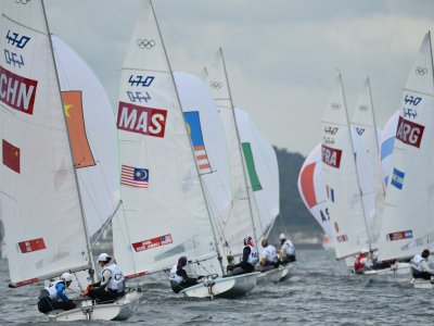 Tokyo Olympics: Sailing competition postponed due to lack of wind