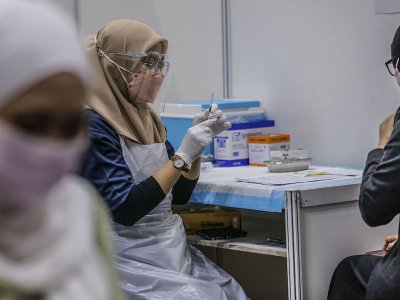 Health Ministry: 94.5pc of adult population in Malaysia fully vaccinated