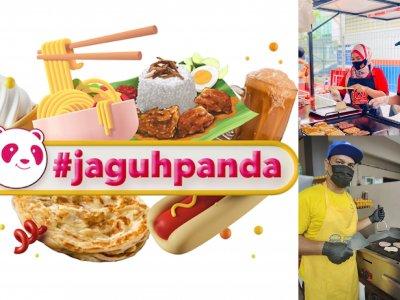 帮助微型企业和中小企业转型  foodpanda推#JaguhPanda计划