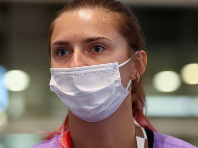 Belarusian sprinter says she was taken to airport against her wishes, will not return home