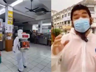 脱口罩吃喝病毒随空气传播!李凯鸣促餐饮业者继续停止堂食