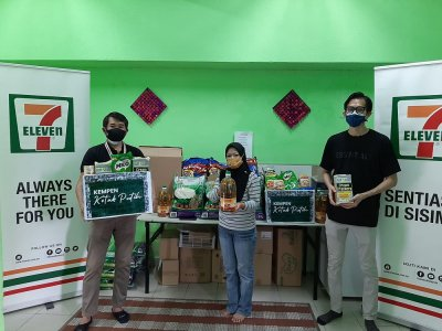 'Kotak Putih': 7-Eleven Malaysia calls on Malaysians to join its charity initiative for the needy