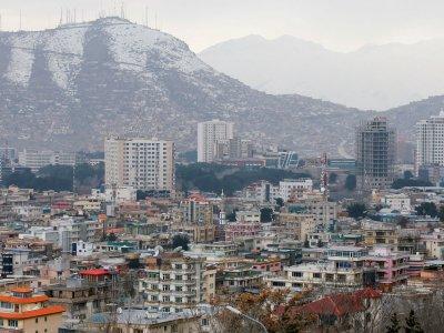 Car bomb hits near Kabul 'Green Zone'; six dead including attackers