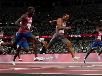 Tokyo Olympics: Canadian De Grasse wins 200m gold