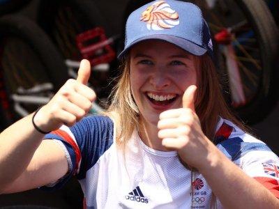 Martin, Worthington claim Olympic gold in BMX freestyle