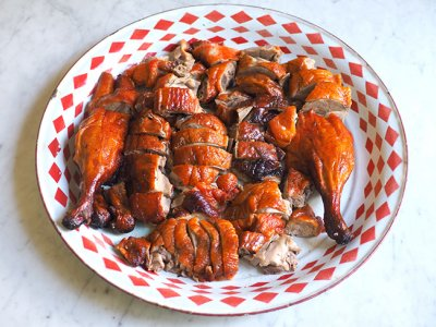 Phase One delivery: Enjoy this juicy roast duck from Pandan Perdana's Chef Sim for RM35