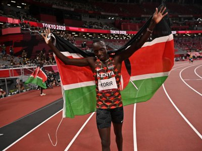 Korir and Rotich lift Kenyan Olympics gloom with one-two in 800 metres