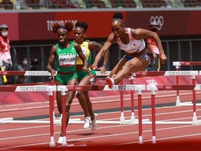 Camacho-Quinn dazzles in 100m hurdles, Tentoglou grabs long jump gold