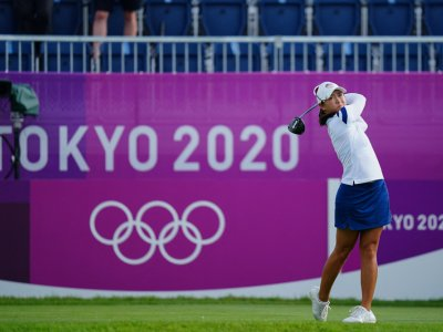 Golfer Kelly Tan ends first round in joint 41st spot at Tokyo Olympics