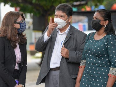 Three more MPs give statements to police on rally