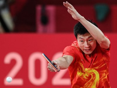 Table tennis: Chinese women, men advance to team finals at Tokyo Olympics