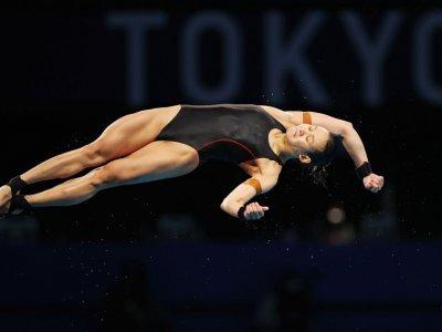 Malaysian diver Pandelela through to women's 10m platform final at Tokyo Olympics