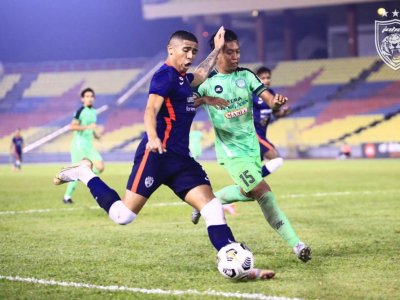 JDT continue to dominate Super League with 1-0 win over Melaka United