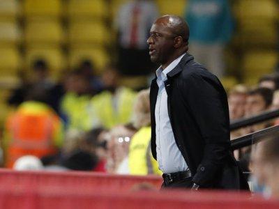 Palace boss Vieira ready for 'emotional' Arsenal return