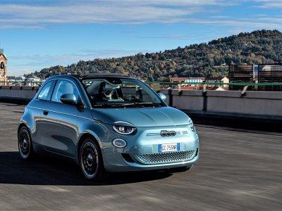 Driving nostalgia, cars of legend go electric: Fiat 500
