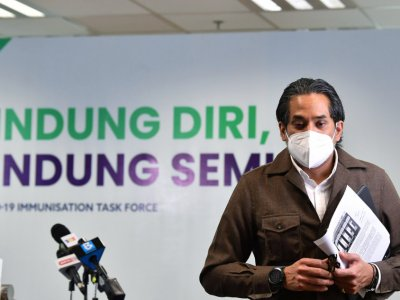 Khairy: Negotiations with Pfizer for 2022 procurement ongoing, will announce price after discussions