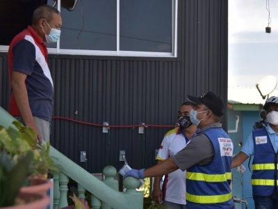 Covid-19: Labuan launches integrated operation involving 13 enforcement agencies