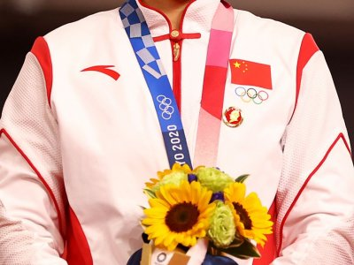 IOC suspends protest probe into grieving Saunders, Mao case continues