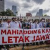 In Merdeka Square gathering, Syed Saddiq chides govt for shutting down Parliament as other MPs demand Cabinet's resignation (VIDEO)