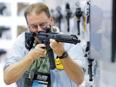Sources: Mexico near deal to buy Sig Sauer automatic rifles from US