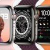 Apple Watch Series 7发布 配备更大抗裂屏幕