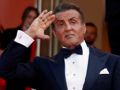 Sylvester Stallone movie memorabilia headed for auction