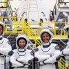人类创举!SpaceX成功送平民上太空