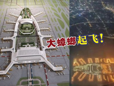 """被嘲""""广州最大蟑螂""""!白云机场不介意还幽默自黑"""