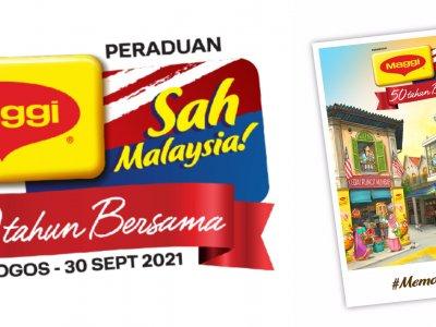 庆祝50周年传递正能量!MAGGI Sah Malaysia活动强势回归