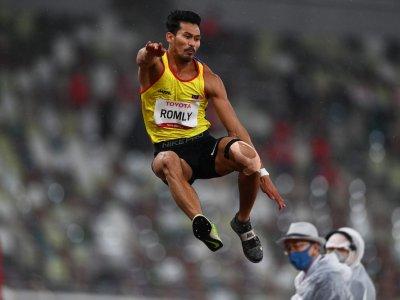 虽意外频发 大马东残奥代表团仍完成三金目标!