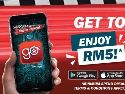 在巴生谷推出CaltexGO 新用户享有RM10现金返还