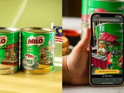 向大马精神致敬!MILO与Loka Made推出国庆暨大马日纪念版铁罐