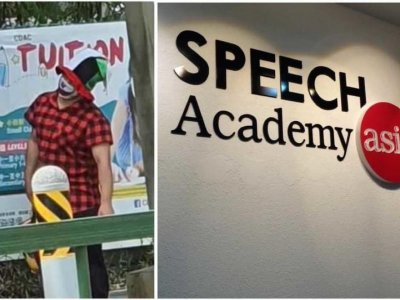 Singapore education centre apologises to parents, calls off 'roadshows' amid probe into clowns approaching children at primary schools