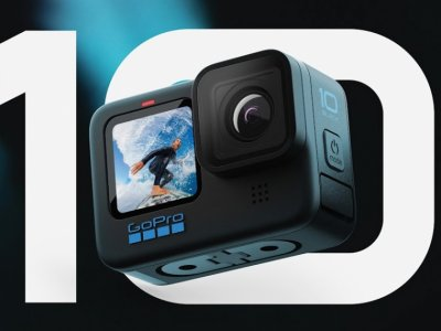 GoPro Hero 10 Black闪亮登场!售价RM2399