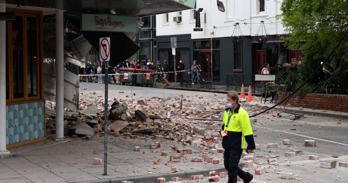 Rare Australian earthquake triggers panic in Melbourne - Malay Mail